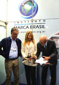 José Zuquim, Daniela Bitencourt e Baques Vladimir Sanna