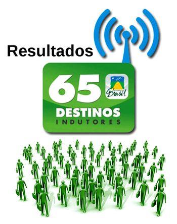 Resultados 65 Destinos